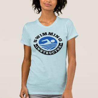 Swimming Instructor Tee Shirt
