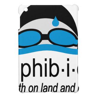 swimming iPad mini case