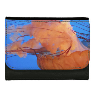 Swimming Jellyfish Wallet