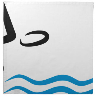 swimming napkin