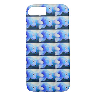 Swimming Polar Bear Case-Mate iPhone Case