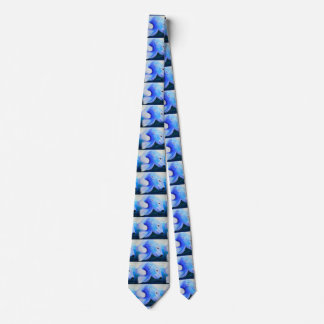 Swimming Polar Bear Tie
