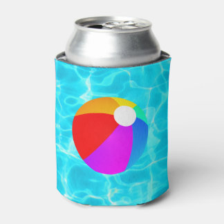 Swimming Pool and Ball Can Cooler