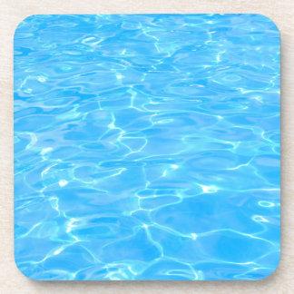 Swimming pool coasters