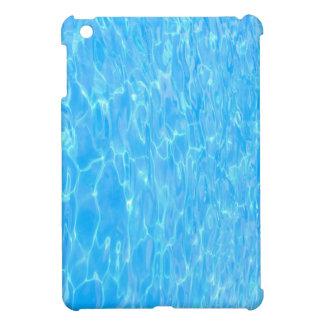 Swimming pool iPad mini cover