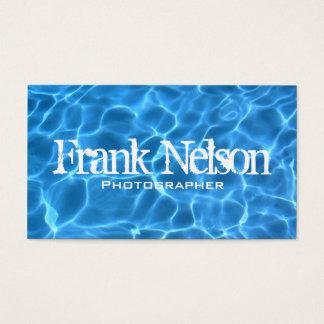 Swimming Pool Profile Card