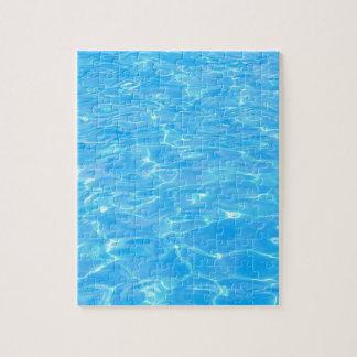 Swimming pool puzzle