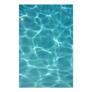 Swimming Pool Stationery