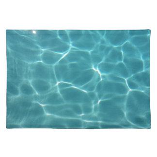 Swimming Pool Water Placemat