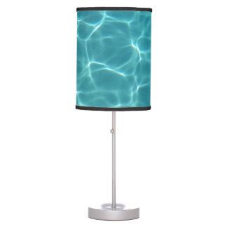 Swimming Pool Water Table Lamp