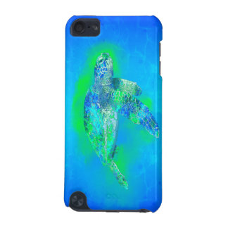 Swimming Sea Turtle iPod Touch 5G Covers