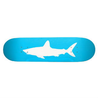 Swimming Shark Skateboard Decks