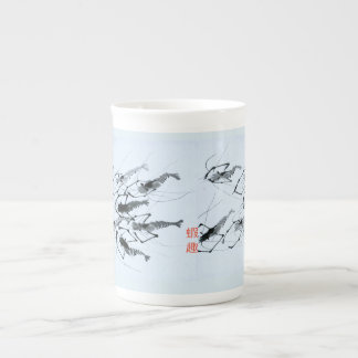 Swimming shrimps Mug