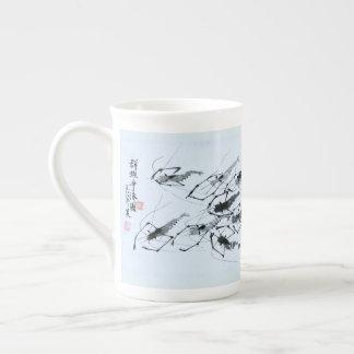Swimming Shrimps Mug