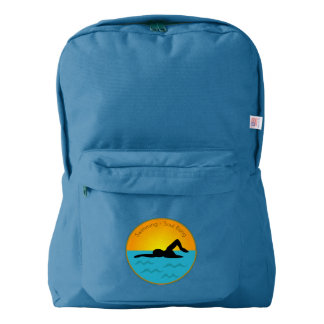 Swimming Soul Rising Backpack