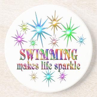 Swimming Sparkles Coaster
