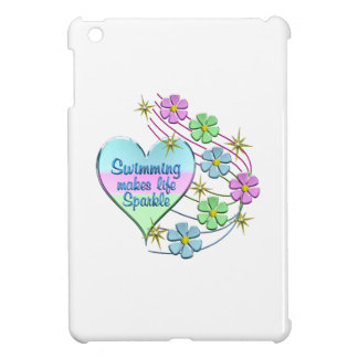 Swimming Sparkles Cover For The iPad Mini