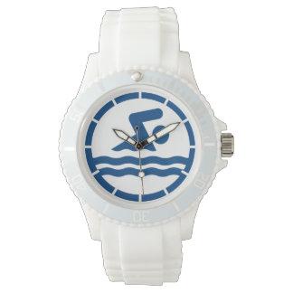 Swimming Swim Custom Watch