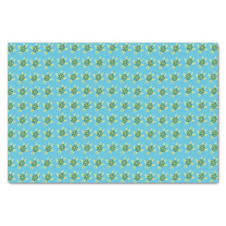 Swimming Turtles Tissue Paper
