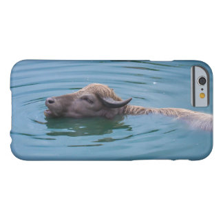 Swimming Water Buffalo Barely There iPhone 6 Case