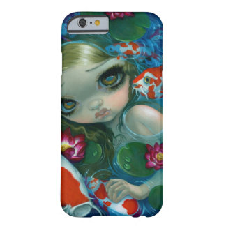 """""""Swimming with Koi"""" iPhone 6 case Barely There iPhone 6 Case"""