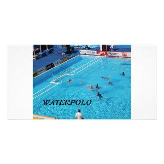 SWIMMING WORLD CHAMPIONSHIP ROME 2009 PICTURE CARD