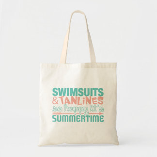Swimsuits and Tanlines Tote