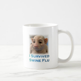 Swine Flu Coffee Mug