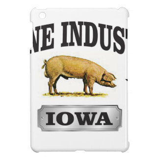 swine industry baby iPad mini cases