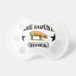swine industry baby pacifier