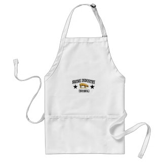swine industry baby standard apron