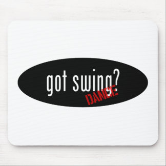 Swing Dance Items – got swing Mouse Pad