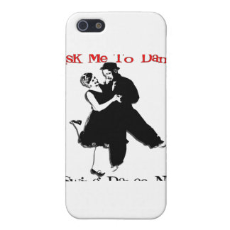 Swing Dance NT iPhone 5/5S Cover