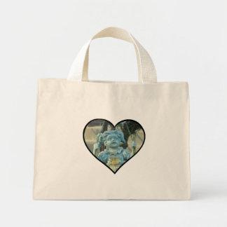 Swing Girl Mini Tote Bag