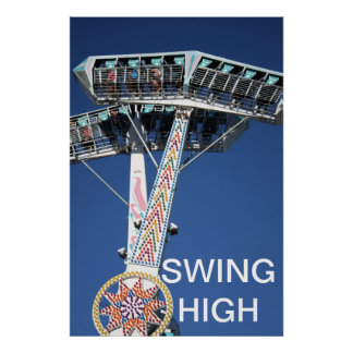 Swing High Poster