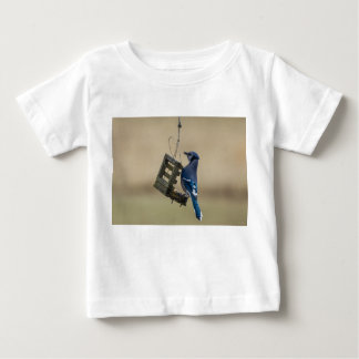 Swinging Blue Jay Baby T-Shirt