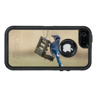 Swinging Blue Jay OtterBox Defender iPhone Case