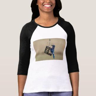 Swinging Blue Jay T-Shirt