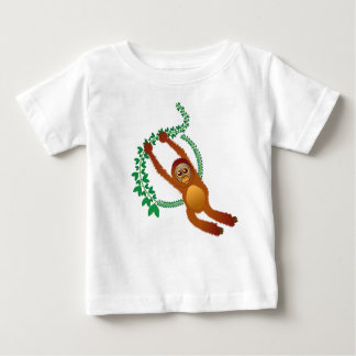 Swinging Orangutan Shirt