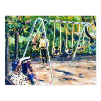 Swings Post Cards