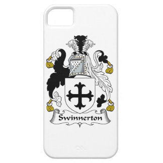 Swinnerton Family Crest iPhone 5 Case
