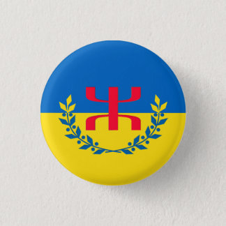 Swipes in Kabylian of Heidzer 1 Inch Round Button