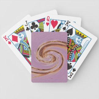 Swirl 01.04-Colors of Rust/Rost-Art Poker Deck