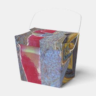 Swirl 01.05.2-Colors of Rust/Rost-Art Favor Box