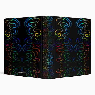 Swirl Binder (Multi-color)