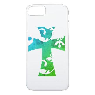 SWIRL CROSS iPhone 8/7 CASE