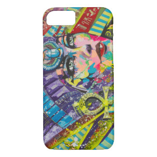 Swirl of Time iPhone 7 Case