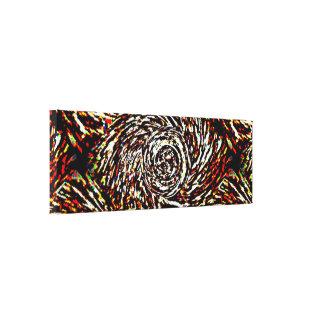 Swirl Orcane Canvas