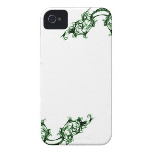 Swirl patern blackberry phone case blackberry case