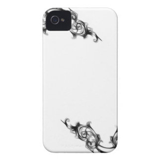 Swirl patern blackberry phone case Case-Mate iPhone 4 cases